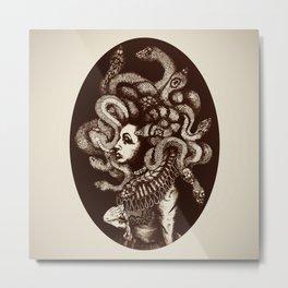 Estero Gorgon Metal Print
