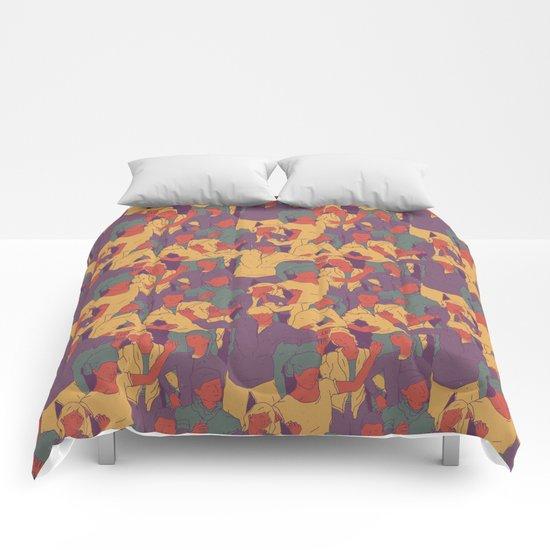 Rave from nineties Comforters