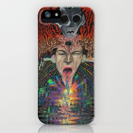 This is your brain on MONXX iPhone Case