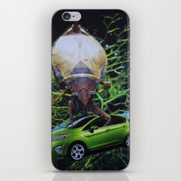 Buggin' Out iPhone Skin
