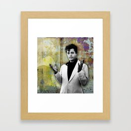 The Illusion of a Sweet Life Framed Art Print
