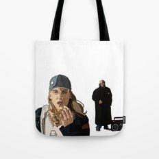Jay and Silent Bob, Clerks 2 Tote Bag