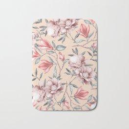 flowers / 2 Bath Mat
