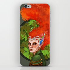 Keyleth iPhone Skin