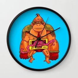 Donkey Krang v. 1.0 Wall Clock