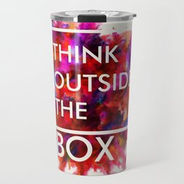 Quote for all Travel Mug