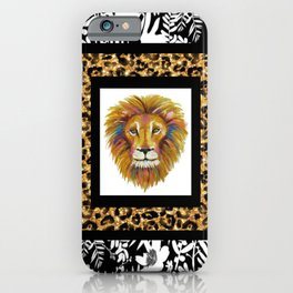 His Majesty iPhone Case