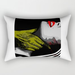 zomboi Rectangular Pillow