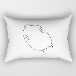Cat 94 Rectangular Pillow