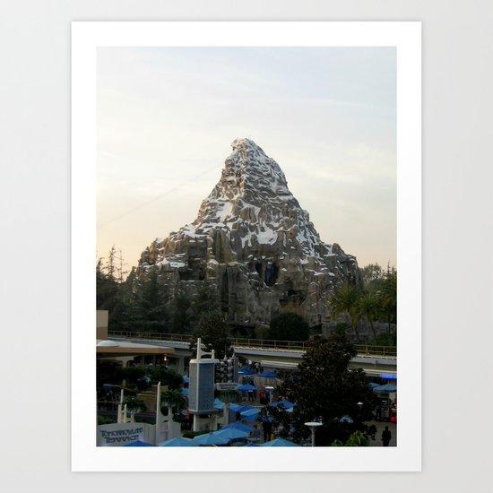 Matterhorn Art Print
