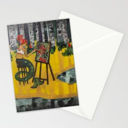 An Artist Stationery Cards