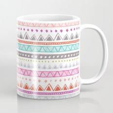Half Full Stripe Mug