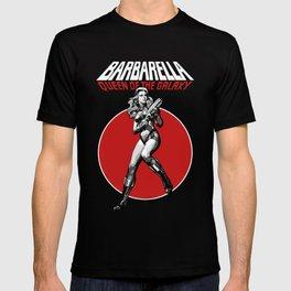 Barbarella - Queen of the Galaxy T-shirt