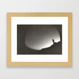 Byron Lighty  Framed Art Print