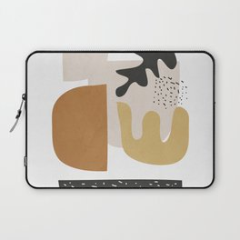 Abstract Shapes  2 Laptop Sleeve