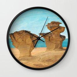 Gredas from Bolnuevo Wall Clock