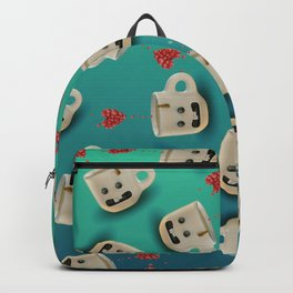 Love coffee Backpack