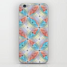 Feather Pattern.  iPhone Skin
