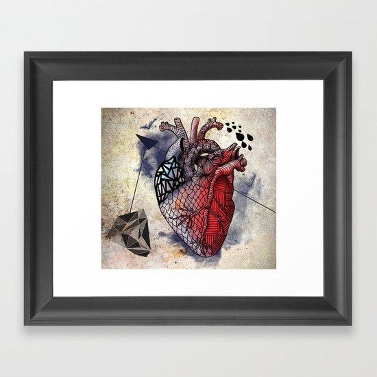 Fancy Necromancy  Framed Art Print