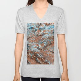 Minerals Unisex V-Neck