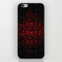 Joshua Tree Vampiro by CREYES iPhone Skin