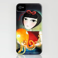 Hold on a little more iPhone (4, 4s) Slim Case