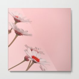Flower in Chinese mood Metal Print