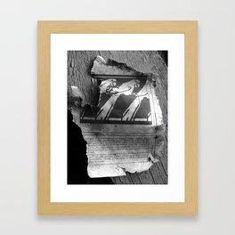 Parrot Me,Please Framed Art Print