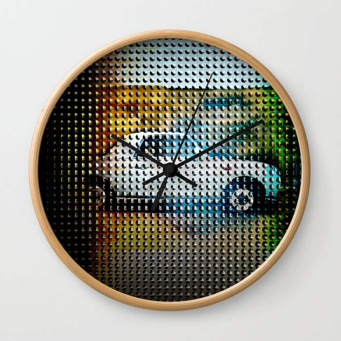 The Classic Car Series  Wall Clock