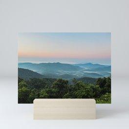 The Morning Mists Mini Art Print