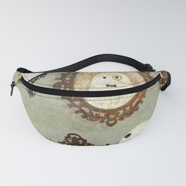 There's A Ghost in the Portrait Gallery Fanny Pack