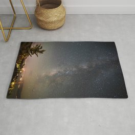 South Lake Tahoe Milky Way Rug