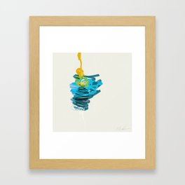 """Finzione"" - Signed Framed Art Print"