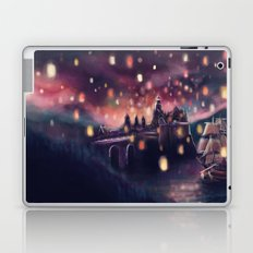 Lights for the Lost Princess Laptop & iPad Skin