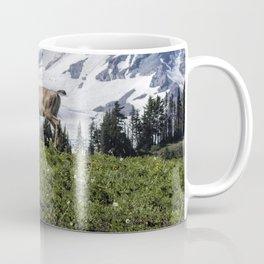 Deer Heading Up the Mountain, No. 1 Coffee Mug