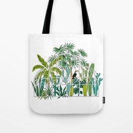Royal greenhouse Tote Bag