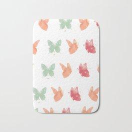 Autumn Flutters Bath Mat