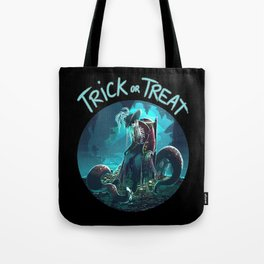 Trick or Treat - Captain's treasure Tote Bag