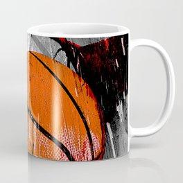Modern Basketball version 1 Coffee Mug