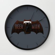 Beerman Wall Clock