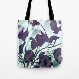Sassy Sedge - cool colors Tote Bag