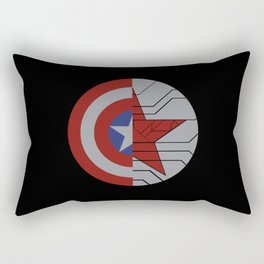 Stucky Shields (Without Quote) Rectangular Pillow