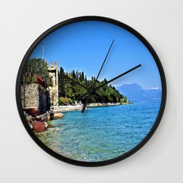 Sirmione - Lake Garda Wall Clock