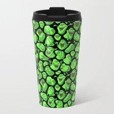 Fifty shades of slime. Metal Travel Mug