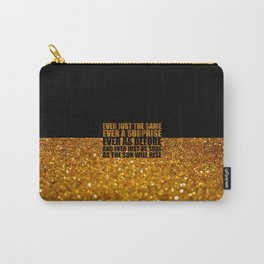Lyric Art - 4 Carry-All Pouch