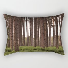 Forest Landscape - Nature Photography Rectangular Pillow
