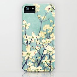 Purely Spring iPhone Case