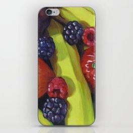 Fruit Bunch iPhone Skin