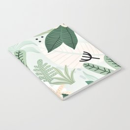 Into the jungle II Notebook
