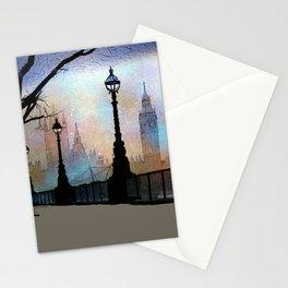 London Embankment Stationery Cards